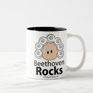 Taza de las rocas de Beethoven