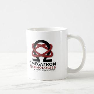 Taza de las tecnologías de Omegatron