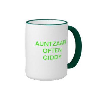 taza de las tías