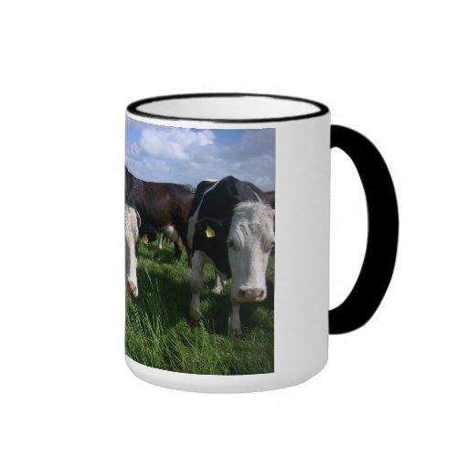 Taza de las vacas