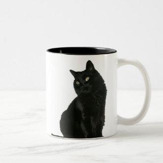 Taza de Lau del gato negro