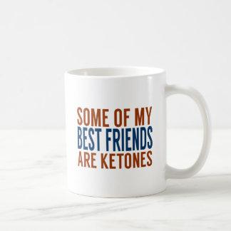Taza de LCHF: Los mejores amigos son cetonas