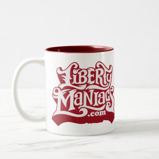 taza de LibertyManiacs.com