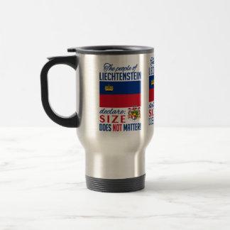 Taza de Liechtenstein - elija el estilo, color