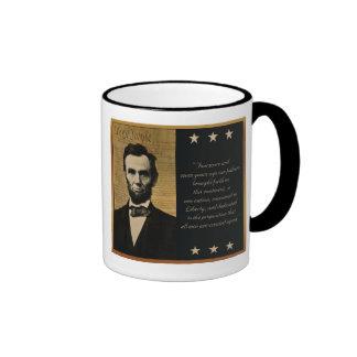 taza de Lincoln