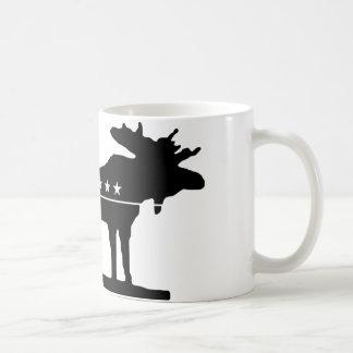 Taza de los alces de Bull