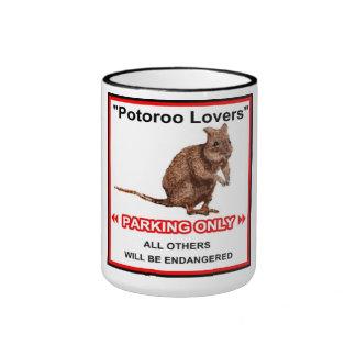 Taza de los amantes del Potoroo