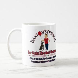 Taza de los amigos de Daxton oficial
