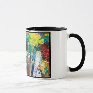 taza de los artistas