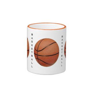 Taza de los baloncestos