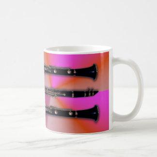 Taza de los Clarinets