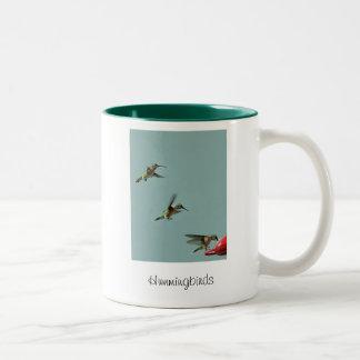 Taza de los colibríes