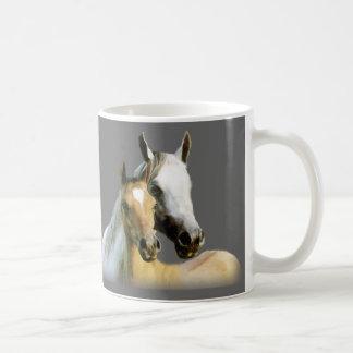 Taza de los compinches del caballo