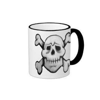taza de los cráneos del pirata