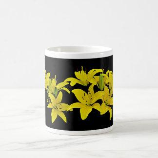Taza de los Daylilies