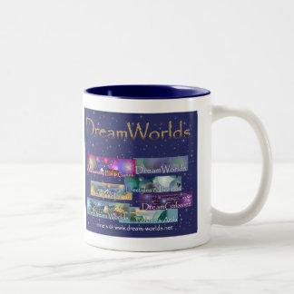 Taza de los DreamWorlds