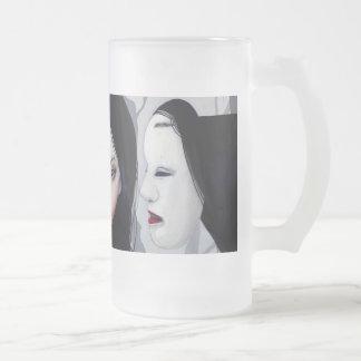 """Taza de los """"fantasmas anónimos"""""""