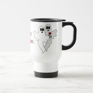 Taza de los fantasmas de Halloween