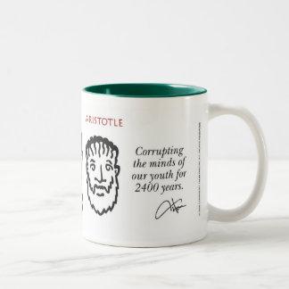 Taza de los filósofos