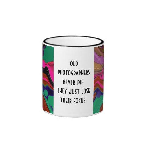 taza de los fotógrafos
