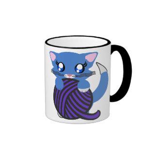 Taza de los gatitos de Rosie y de Skye- Toon