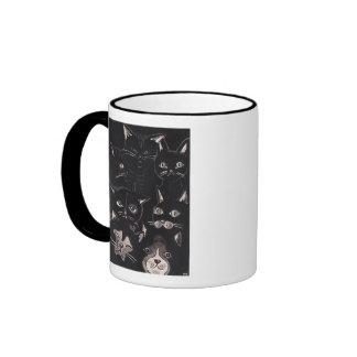 Taza de los gatos