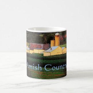 Taza de los graneros del país de Amish