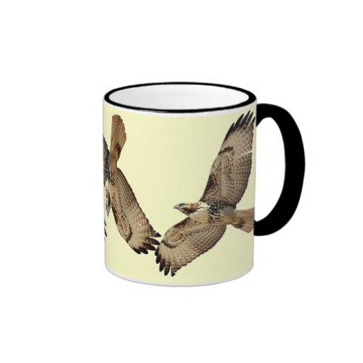 Taza de los halcones