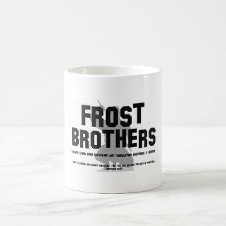 Taza de los hermanos de Frost