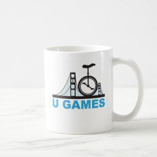 Taza de los juegos de U