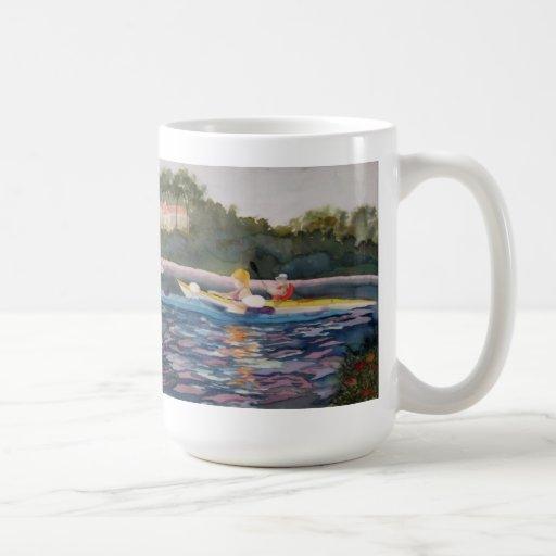Taza de los Kayakers