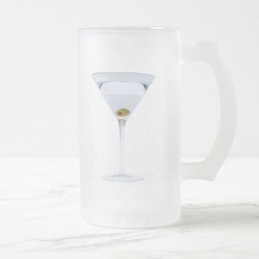 Taza de los martinis