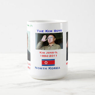 Taza de los muchachos de Kim (Corea del Norte)
