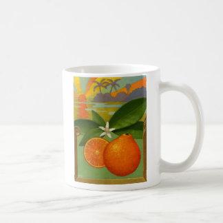 Taza de los naranjas