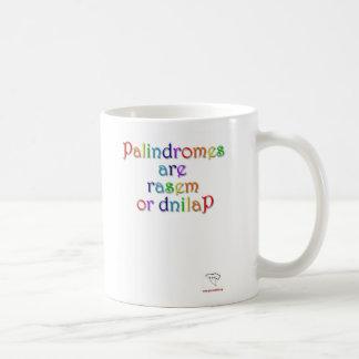 Taza de los Palindromes