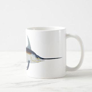 Taza de los peces espadas