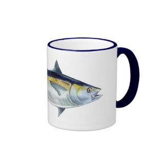 Taza de los pescados de atún de Blackfin