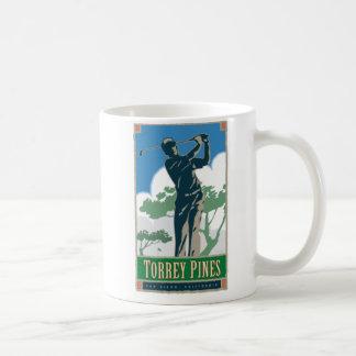 Taza de los pinos de Torrey
