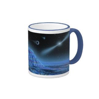 Taza de los planetas II del pulsar