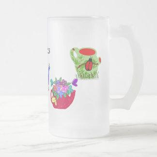 Taza de los potes del té