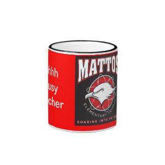 Taza de los profesores de Mattos