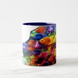 taza de los rainbowfish