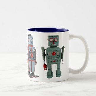 Taza de los robots