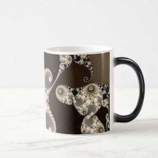 Taza de los tentáculos del café