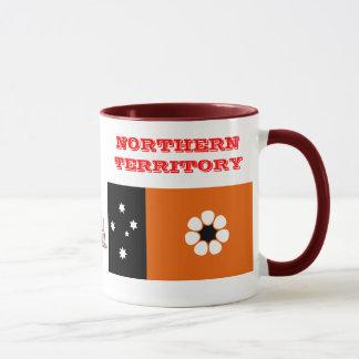 Taza de los territorios de Australian* Northwester