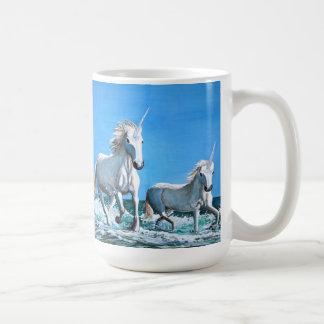 Taza de los unicornios