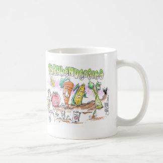 Taza de los Veggies de Franken