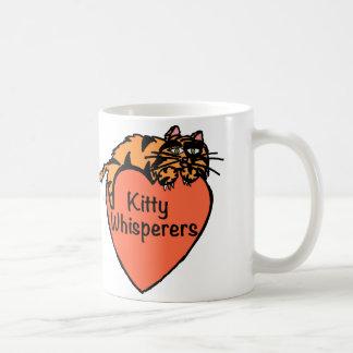 Taza de los Whisperers del gatito