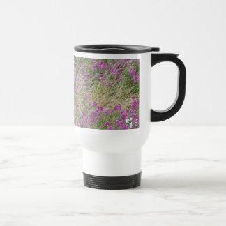 Taza de los Wildflowers del guisante de olor