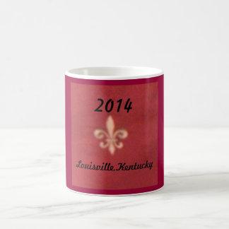 "'TAZA DE LOUISVILLE, KENTUCKY 2014 "" TAZA"